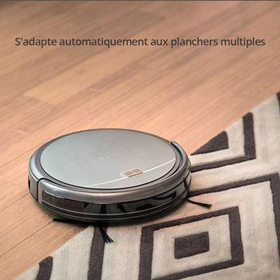 détecteurs de tapis et plancher