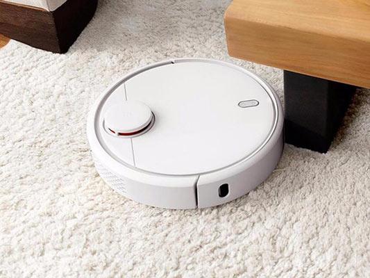 aspirateur robot pour tapis et moquette