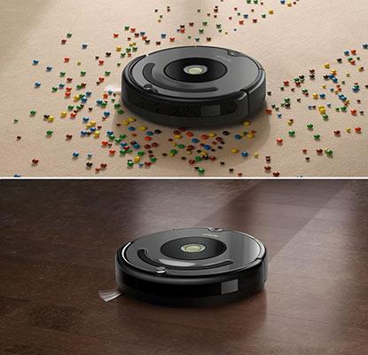 Roomba 976 et aspiration parfaite en profondeur